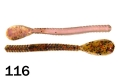 "5"" Paddle Tail Worm - Bulk Pack"